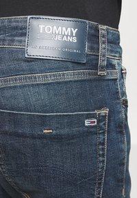 Tommy Jeans - SCANTON - Slim fit -farkut - dark blue - 5