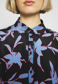 Marc Cain - Shirt dress - blau - 5