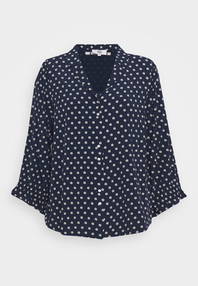 SOFT MOSS - Blouse - blue