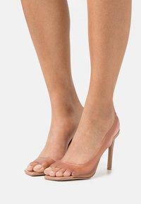 Call it Spring - AMAYAA - Sandals - dark beige - 0
