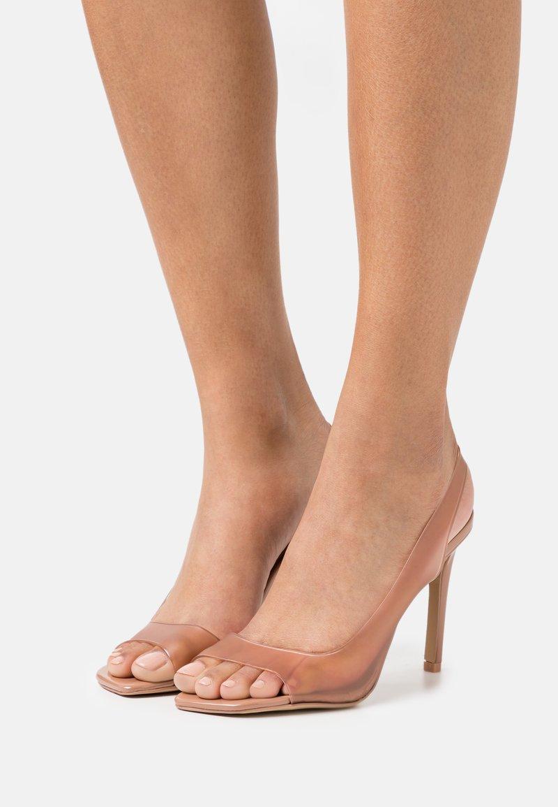 Call it Spring - AMAYAA - Sandals - dark beige