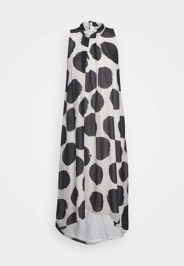 ABSTRACT SPOT DRESS - Day dress - mono