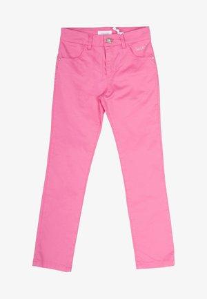 Trousers - fuxia