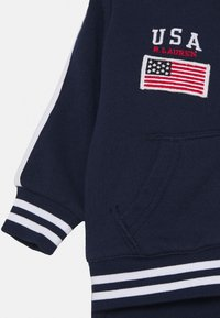 Polo Ralph Lauren - HOOK UP SET - veste en sweat zippée - newport navy - 3