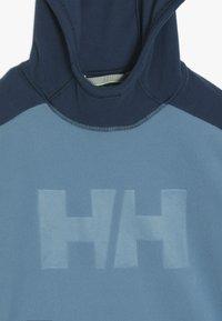 Helly Hansen - DAYBREAKER HOODIE - Hættetrøjer - blue fog - 4