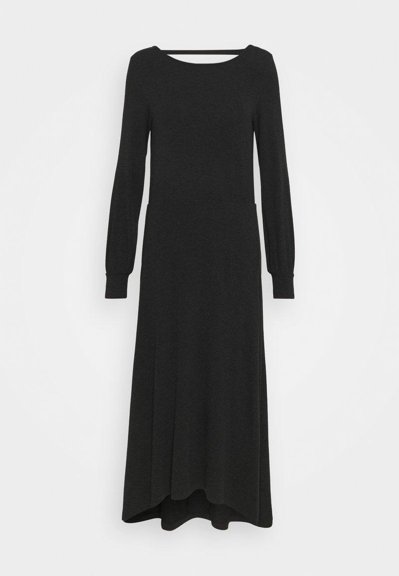 Esprit - DRESS - Strikket kjole - black