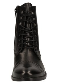 Paul Green - Lace-up ankle boots - schwarz 007 - 6