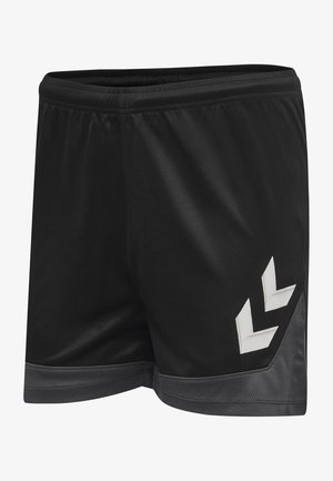 HMLLEAD  - Sports shorts - black