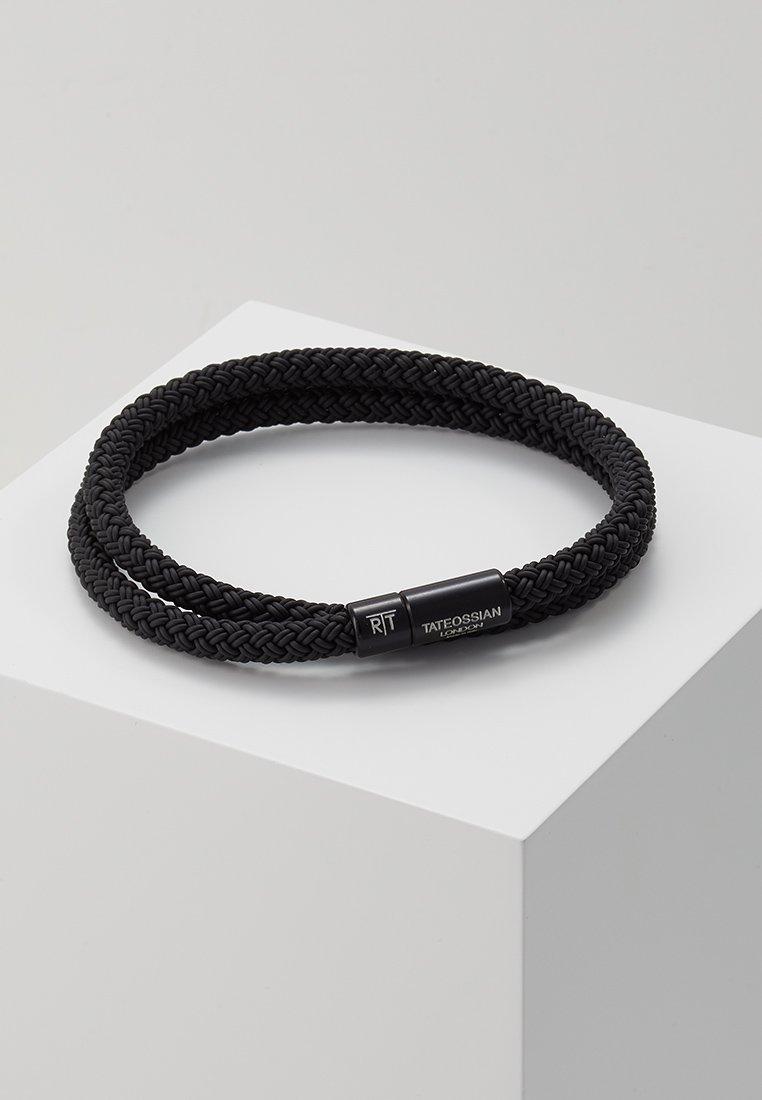 Tateossian - NOTTING HILL - Bracelet - black