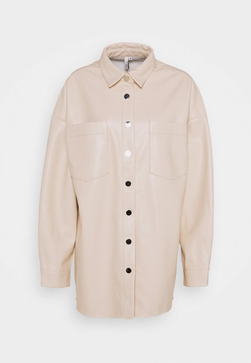 Nly by Nelly - SHACKET - Short coat - beige