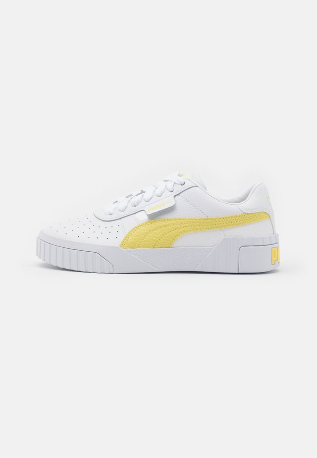 CALI - Sneakers basse - white/yellow pear