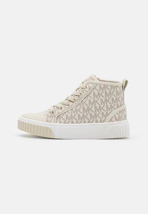 SKATE SPLIT - Sneakers hoog - vanilla