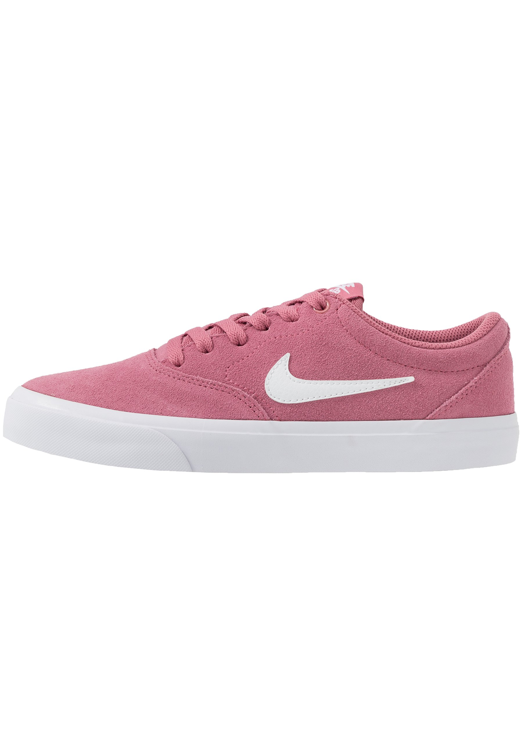 Nike Sb Charge - Sneaker Low Washed Coral/white/black/koralle