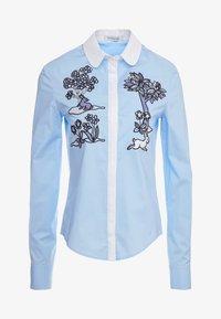 Vivetta - CAMICIA - Button-down blouse - celeste - 4