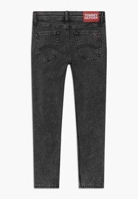 Tommy Hilfiger - SIMON SKINNY - Jeans Skinny Fit - black denim - 1