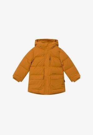 TIGER EYE - Zimní kabát - inca gold