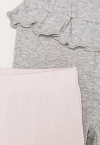 Carter's - 2 PACK - Trousers - light pink/mottled grey - 3