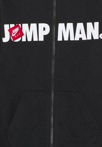 Jordan - JUMPMAN HOODIE - Zip-up hoodie - black - 2