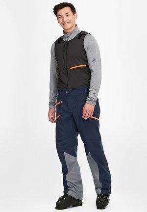 LA LISTE PRO - Pantaloni da neve - marine