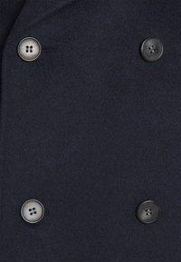 Isaac Dewhirst - PEA COAT - Classic coat - dark blue - 2