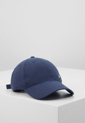 BADGE - Cap - dark blue