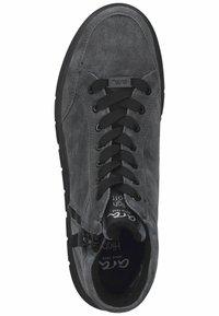 ara - Höga sneakers - graphit - 3
