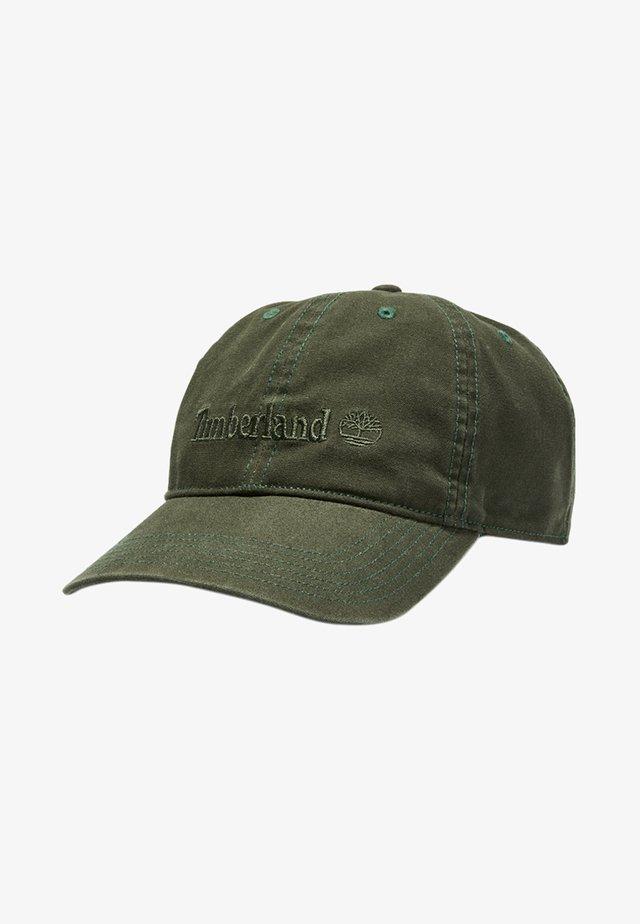 Gorra - dark green