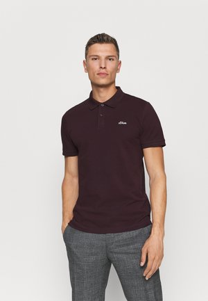 KURZARM - Polo shirt - purple