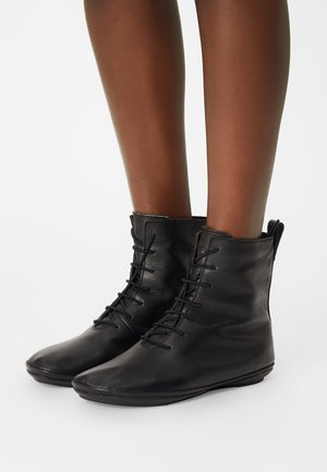 RIGHT NINA - Lace-up ankle boots - black
