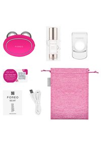 Foreo - FOREO BEAR APP-CONNECTED MICROCURRENT FACIAL TONING DEVICE WITH  - Skincare tool - fuchsia - 3