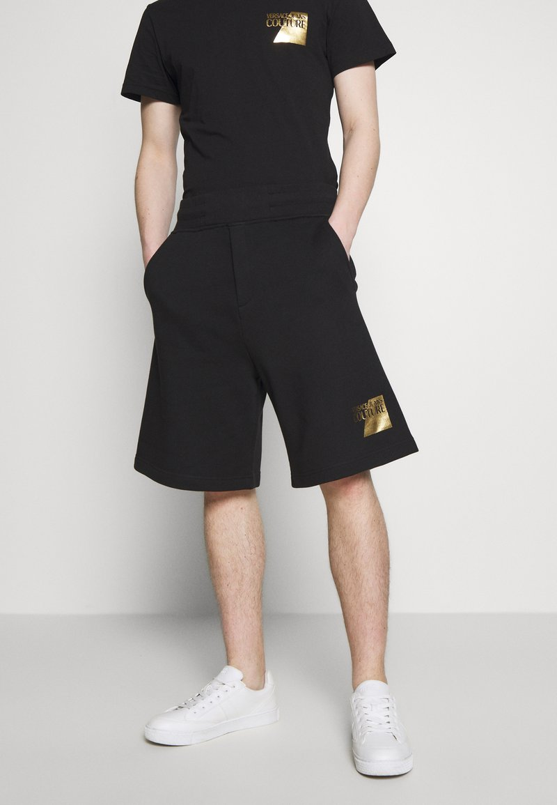 Versace Jeans Couture - Tracksuit bottoms - black