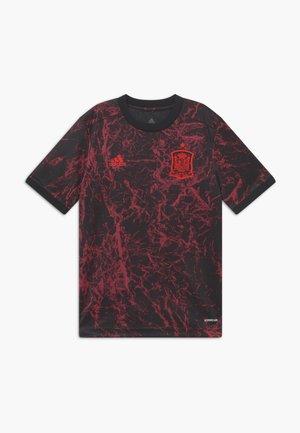 FEF SPANIEN PRESHI Y - Funkční triko - black