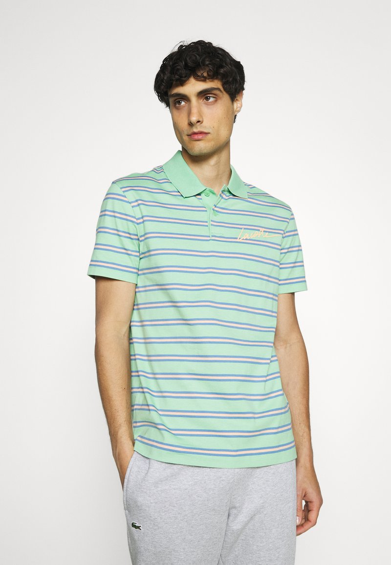 Lacoste - Polo shirt - liamone/ledge turquin blue