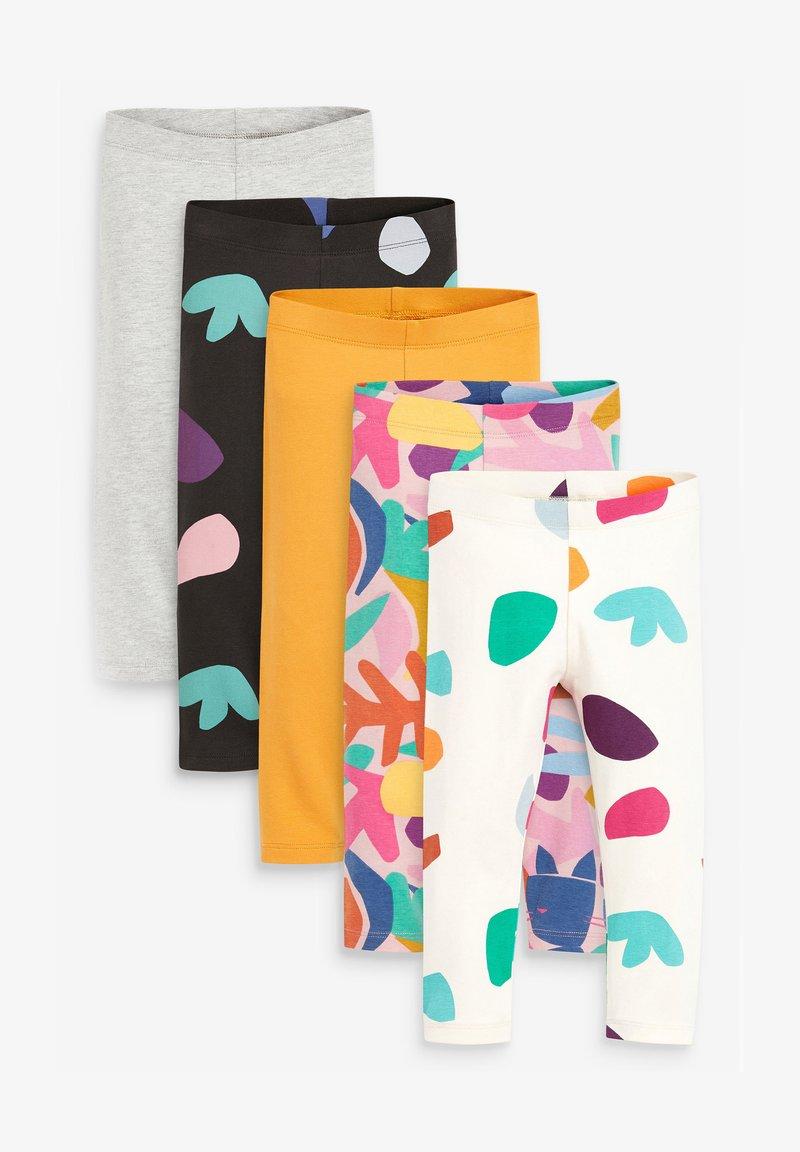 Next - 5 PACK - Leggings - Trousers - pink