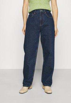 90S HIGH WAIST - Jeans relaxed fit - deep ocean