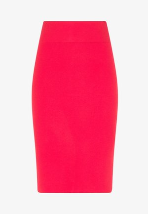 Pencil skirt - rot