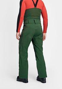 Mammut - HALDIGRAT - Pantaloni da neve - woods - 1