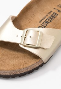 Birkenstock - MADRID - Pantofole - gold - 2