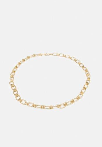 PCZERNISH CHAIN WAIST BELT  - Waist belt - gold-coloured