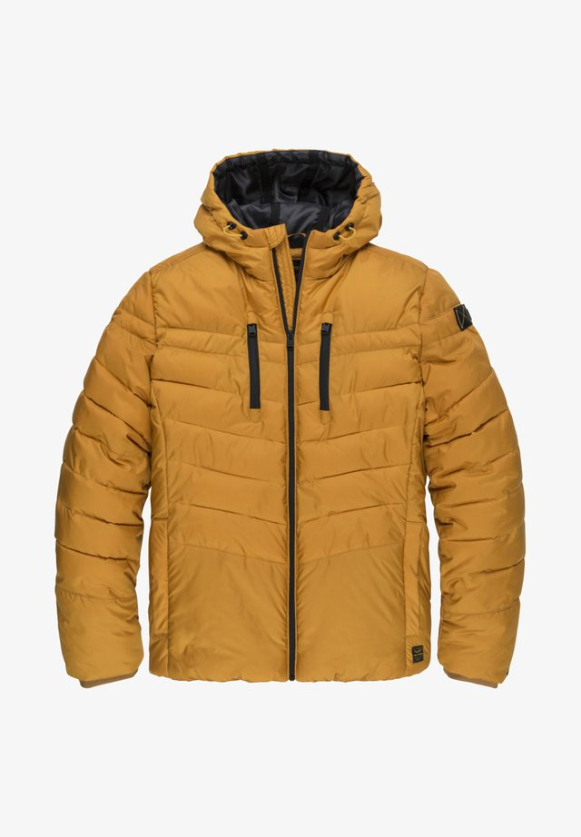 Winter jacket - inca gold
