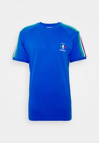 STRIPES SPORTS INSPIRED SHORT SLEEVE TEE UNISEX - Print T-shirt - bright royal
