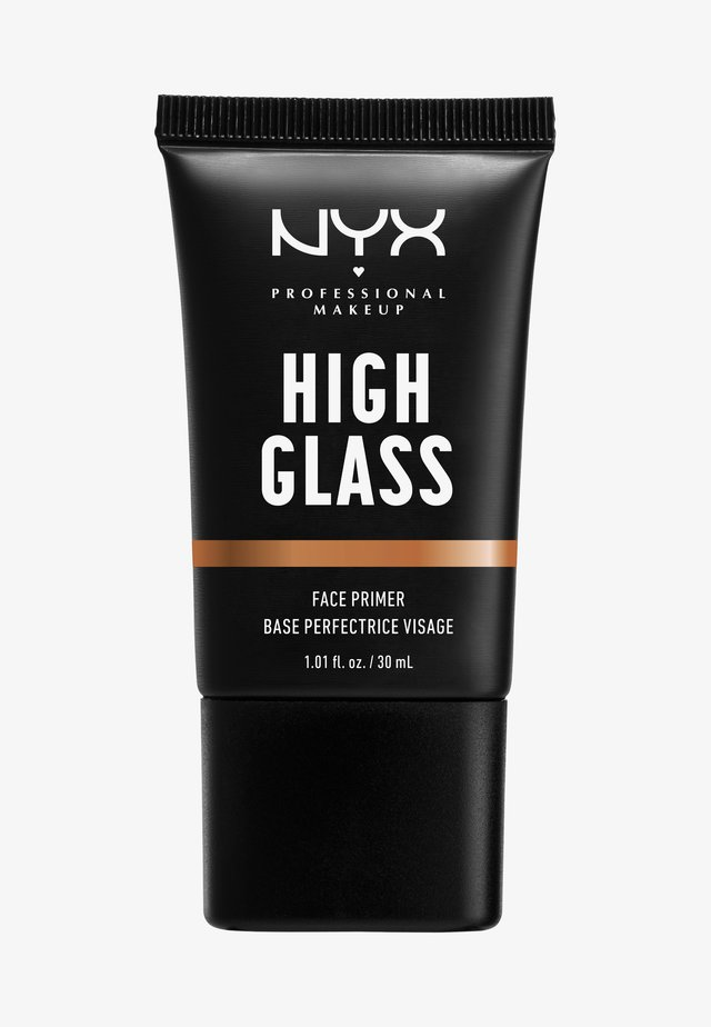 HIGH GLASS FACE PRIMER - Primer - sandy glow