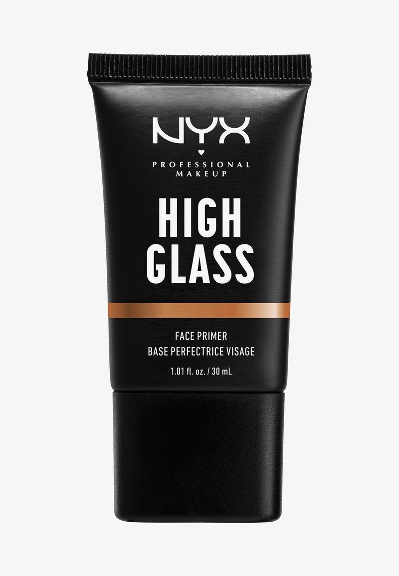 Nyx Professional Makeup - HIGH GLASS FACE PRIMER - Primer - sandy glow