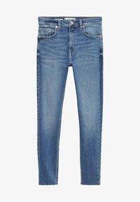 Mango - ISA - Jeans Skinny Fit - medium blue - 5