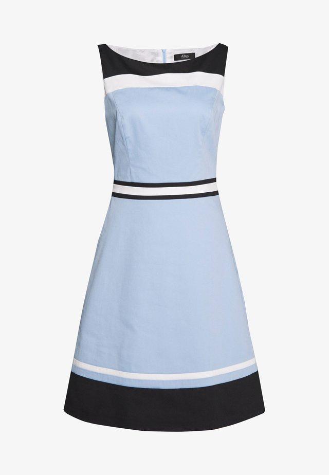 KURZ - Sukienka letnia - blue
