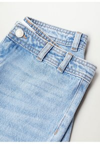 Mango - HONEY - Jeans Relaxed Fit - middenblauw - 2