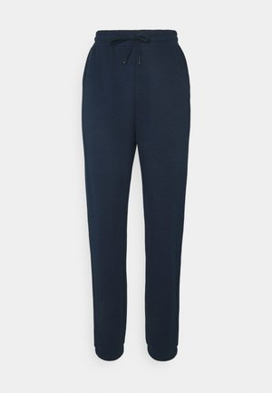 ESSENTIALS - Tracksuit bottoms - navy blue