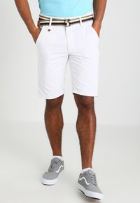 INDICODE JEANS - ROYCE - Shorts - offwhite - 0