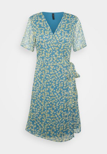 YASCLARIS SUMMER WRAP DRESS