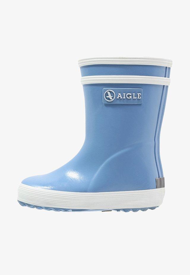 BABY FLAC UNISEX - Wellies - bleu ciel